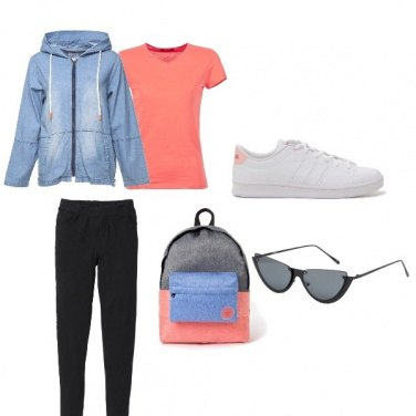 Outfit Urban #3145