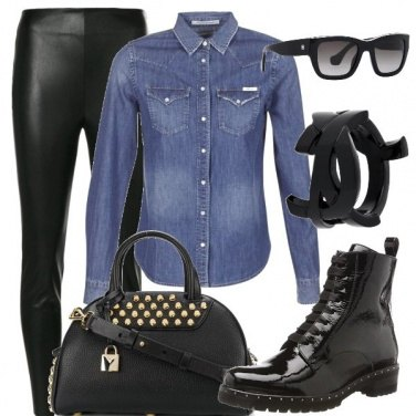 Outfit Rock basic