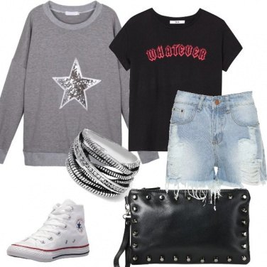 Outfit Casual e rock
