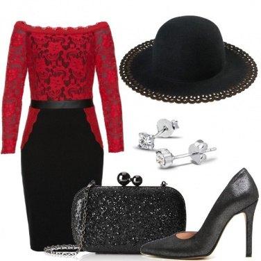 Outfit Cerimonia con parsimonia
