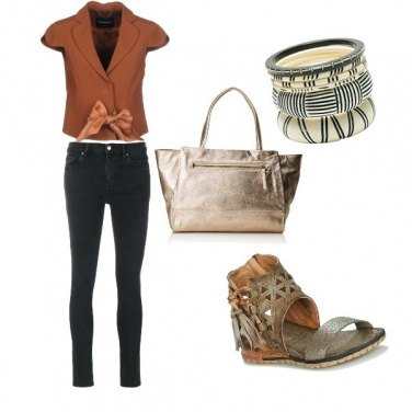 Outfit Etnico #1301