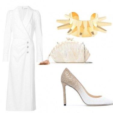 Outfit Matrimonio con stile