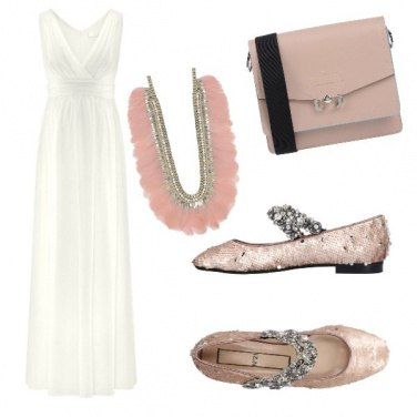 Outfit Accessori in rosa