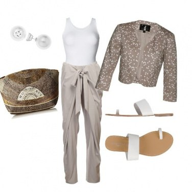 Outfit Brunch in centro