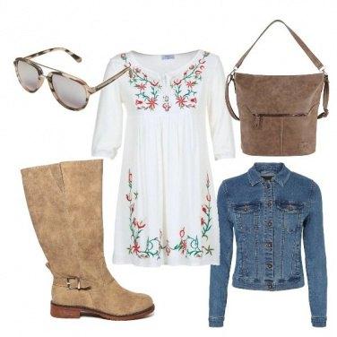 Outfit Primavera boho
