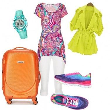 Outfit Allegria di colori