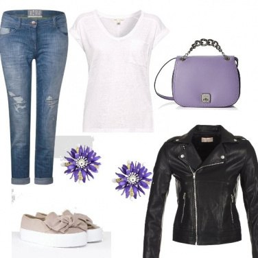 Outfit Dolce e dura