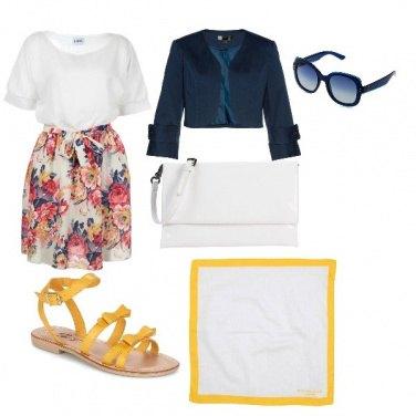 Outfit Passeggiata easy