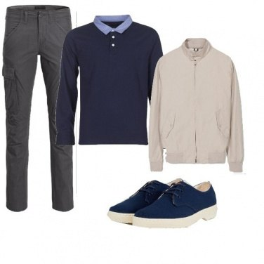 Outfit Outfit uomo stile casual