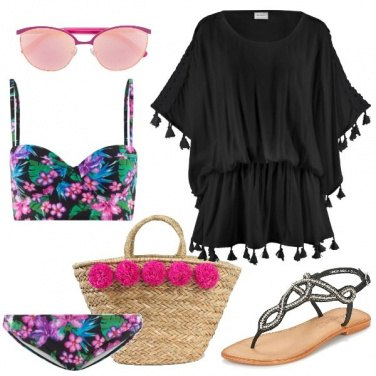Outfit Primi giorni di mare