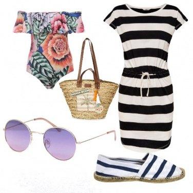 Outfit Una giornata in spiaggia