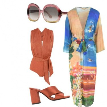 Outfit Cacao al sole