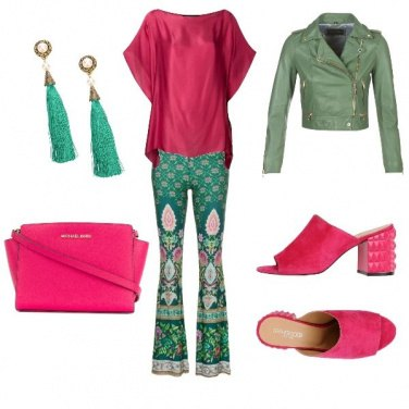 Outfit Fantasie Glamour