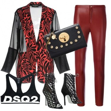 Outfit Rock party