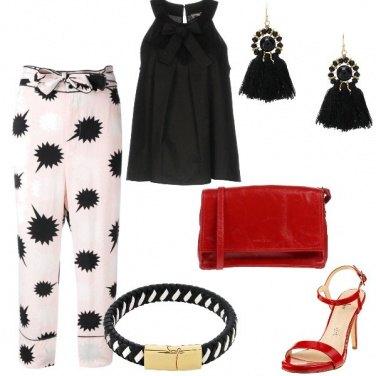 Outfit Al museo d\'arte