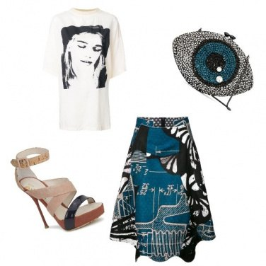Outfit Etnico #1308