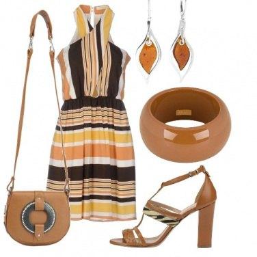 Outfit Sfumature di marrone