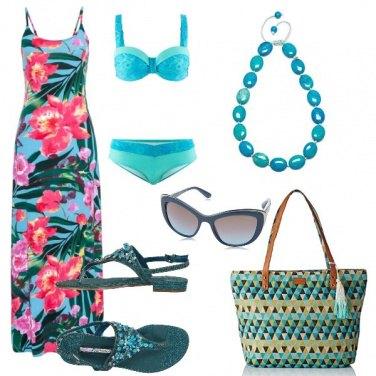 Outfit Playa del Carmen