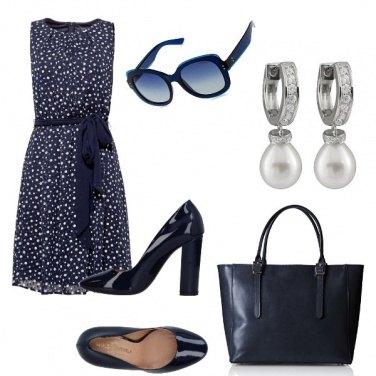 Outfit Il blue che mi piace