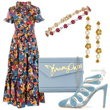 Outfit Etnico #1319