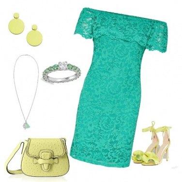 Outfit Matrimonio primaverile