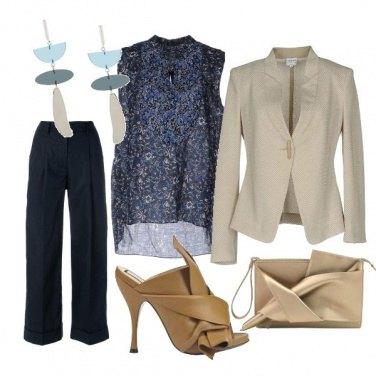 Outfit CMPS La giacca Armani
