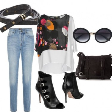 Outfit Lo stivaletto trendy