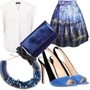 Outfit L\'arte dell\'estate