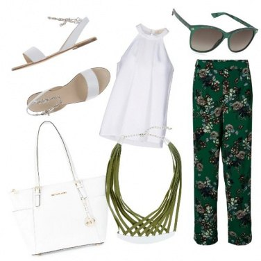 Outfit Green fashion