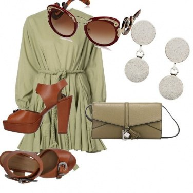 Outfit Etnico #1325