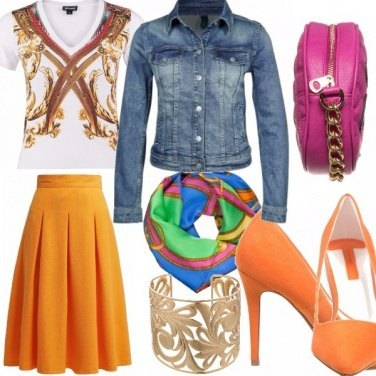 Outfit OUTFIT URBAN STYLE II