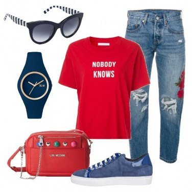 Outfit Levi\'s mood