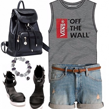 Outfit Giretto a valencia