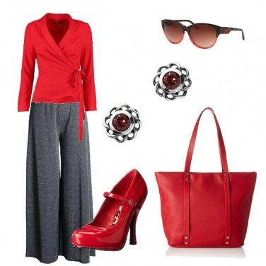 Outfit Il pantalone stiloso
