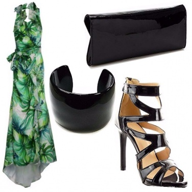 Outfit Glamourus elegance