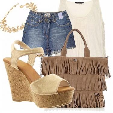 Outfit Passeggiata al mercatino