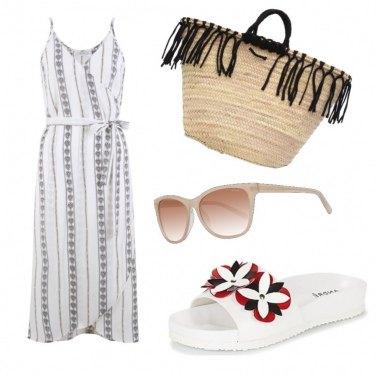 Outfit Sulla spiaggia!!