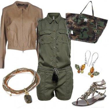 Outfit Partire con grinta