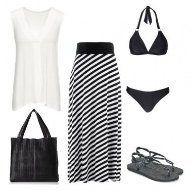 Outfit Happy Hour on the Beach