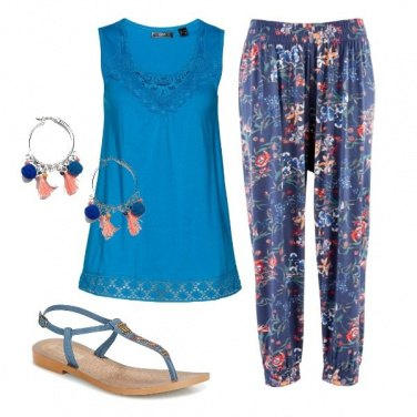 Outfit Etnico #1334