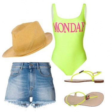 Outfit Trendy #9816