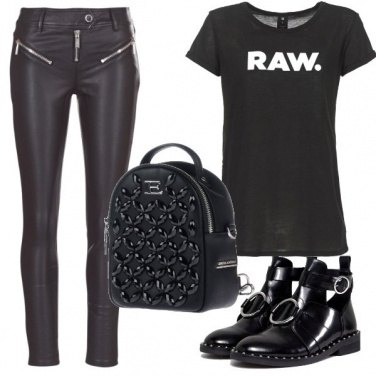 Outfit Tosta