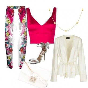 Outfit Colori di sera