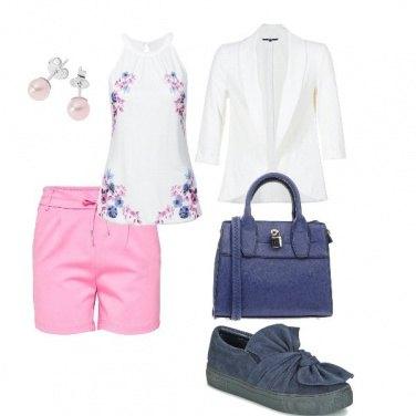 Outfit Shorts bon ton