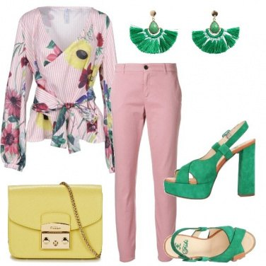 Outfit Colore...!!!