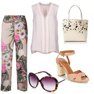 Outfit Rose di maggio