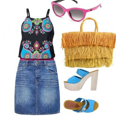 Outfit Trendy #9845