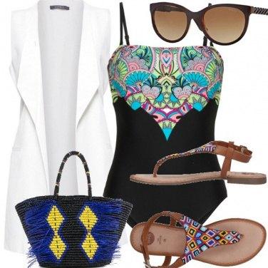 Outfit Mare o bordo piscina?