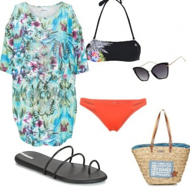 Outfit Mare in gommone