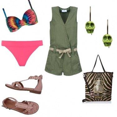 Outfit Un salto in spiaggia